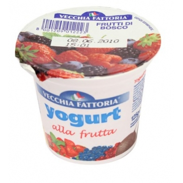 F YOGURT INT. 125gr. FRUT. DI BOSCO #