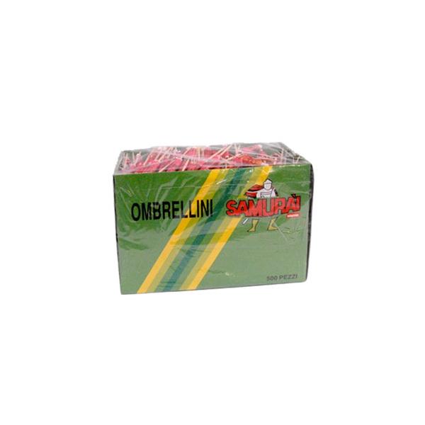 OMBRELLINI PARTY 500pz. SAMURAI  #
