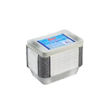 CONT. ALLUMINIO R100 C/COP 50pz
