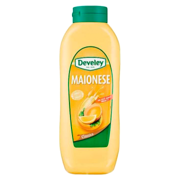 MAIONESE SQUEEZE 875ml. DEVELEY # (6)