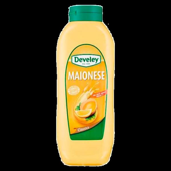 MAIONESE SQUEEZE 875ml. DEVELEY # (6)