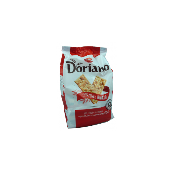 CRACKER DORIANO 700gr. DORIA  #