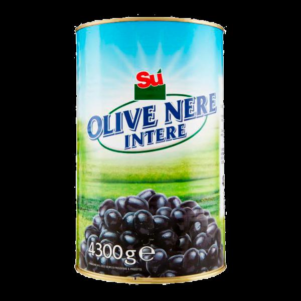 OLIVE NERE INTERE 28/32 5/1 SU' # (3)
