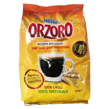 ORZORO SOLUBILE 200gr. NESTLE # (12)