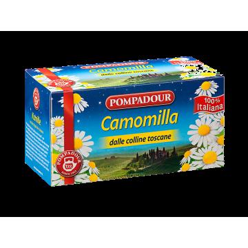 CAMOMILLA 100% ITALIANA POMPADOUR 18f #
