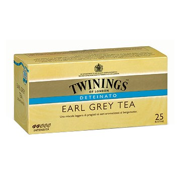 THE DET.EARL GREY 20ft. TWININGS # (12)