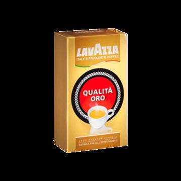 CAFFE' QUALITA' ORO 250gr. LAVAZZA # (1)