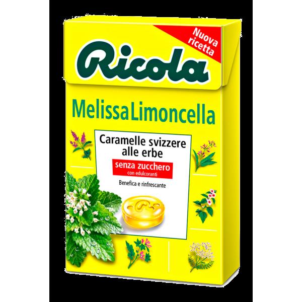RICOLA MELISSA LIMONCELLA ASTx20 \