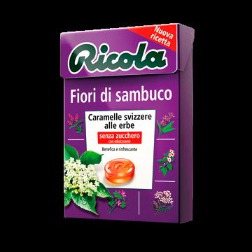 RICOLA FIORI DI SAMBUCO ASTx20 \