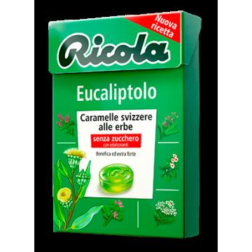 RICOLA EUCALIPTOLO ASTx20 \
