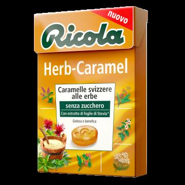 RICOLA HERB CARAMEL ASTx20 \