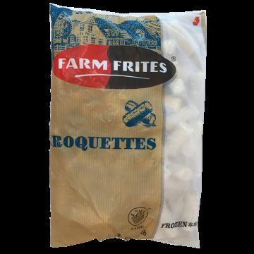 ** CROCCHETTE di PATATE 2.5kg. FARM #