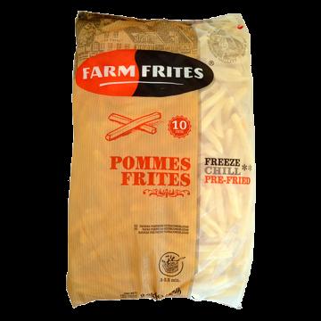 ** PATATE STICK 3/8 2.5kg.10mm FARM FRIT