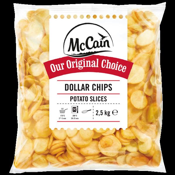 ** PATATE DOLLAR 2.5kg. MC CAIN #