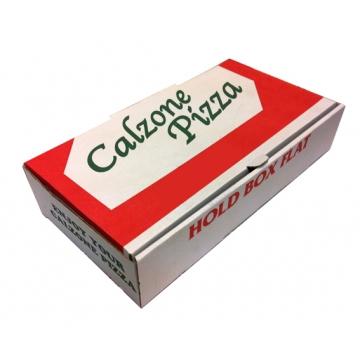BOX PIZZA CALZONE 33x17x8cm. 100pz. #