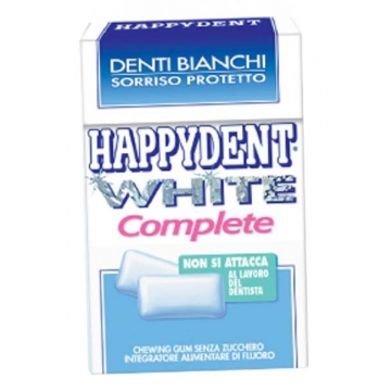 HAPPYDENT WHITE COMPLETE  ASTx20 \