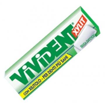 VIVIDENT XYLIT GREEN MINT 10x40gr. \ (1)