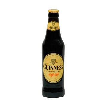 GUINNESS STOUT 0.33BT#
