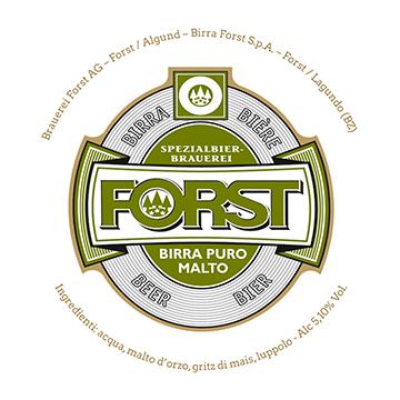 FORST PURO MALTO LAGER  FSX15 /