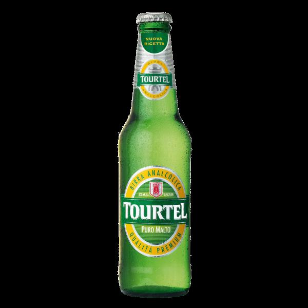 TOURTEL ANALCOLICA 0.33X12/
