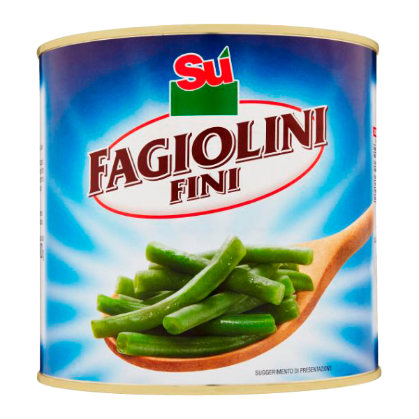 FAGIOLINI FINI 3/1 SU'# (6)
