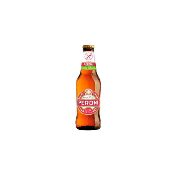 PERONI LAGER SENZA GLUTINE 0.33 #