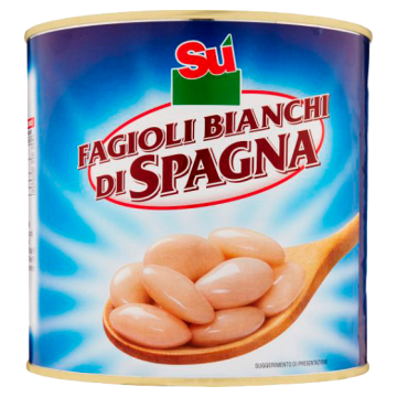 FAGIOLI BIANCHI DI SPAGNA 3/1 SU' # (6)
