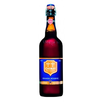 CHIMAY TRAPPISTA BLUE 0.75BT #