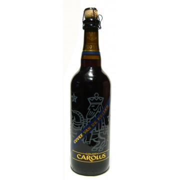 GOUDEN CAROLUS CUVE ABBAZIA 0.75 #