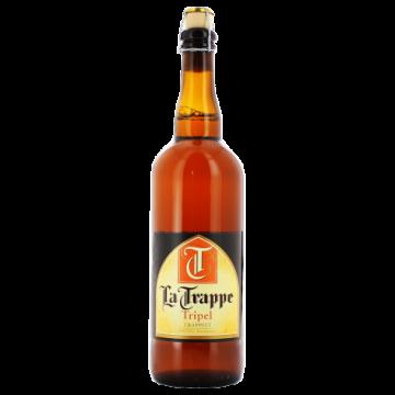 LA TRAPPE TRIPEL TRAPPISTA 0.75BT #