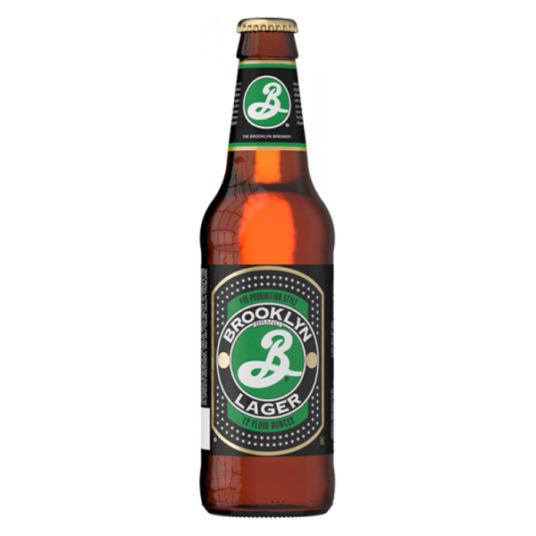 BROOKLYN LAGER 0.355  #