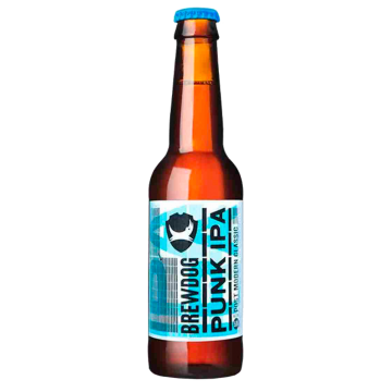 BREWDOG PUNK IPA 0.33 BT #