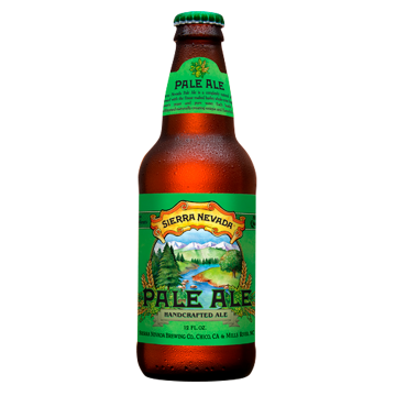 SIERRA NEVADA PALE ALE 0.35 BT #