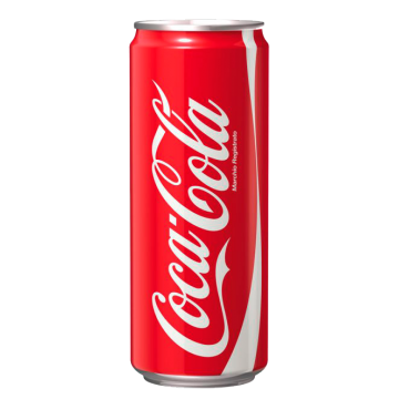 COCA COLA SLEEK LATTINA 0,33X24#