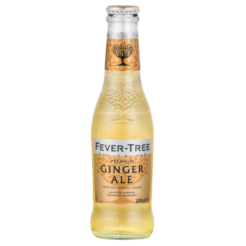 ? FEVER TREE GINGER ALE 0.20x24#