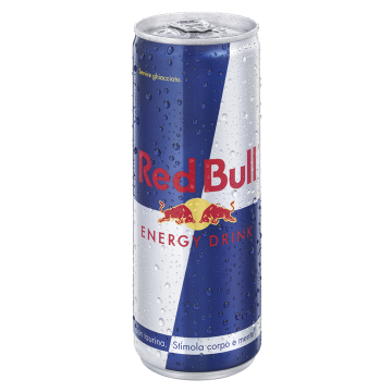RED BULL ENERGY BARATTOLO 0.25X24 =