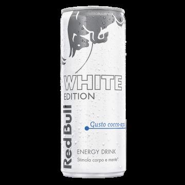 RED BULL WHITE 12x0.25 ml #