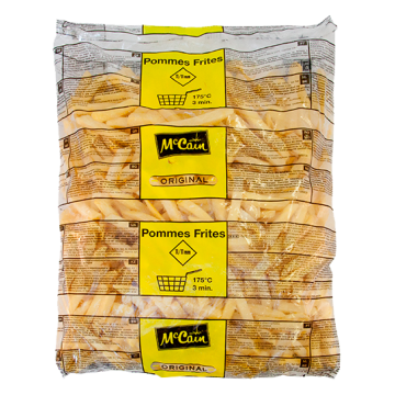 ** PATATE STICK 3/8 2.5kg. MC CAIN #