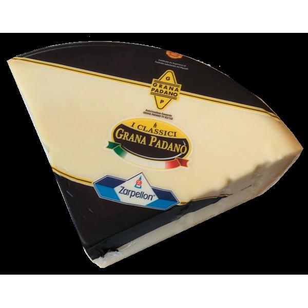 F FORMAGGIO GRANA PADANO 1/8 SV 4kg.ca #