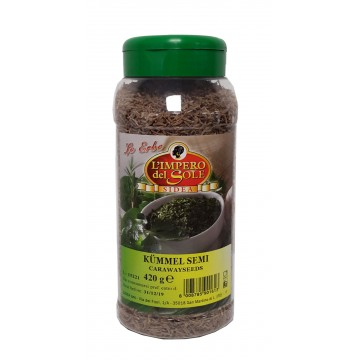 SPEZIA KUMMEL SEMI INTERI 420gr. PET