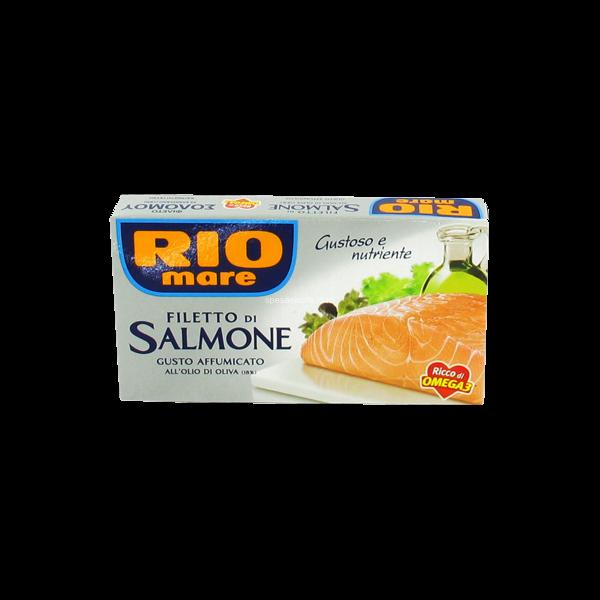 FILETTI SALMONE AFFUMICATO 150gr #