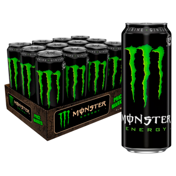 ? MONSTER ENERGY CLASSIC 0,355x12#