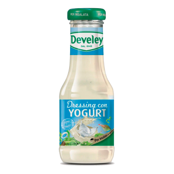 SALSA DRESSING YOGURT 500ml DEVELEY #