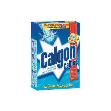 DECALCIFICANTE E2 850gr. CALGON   #