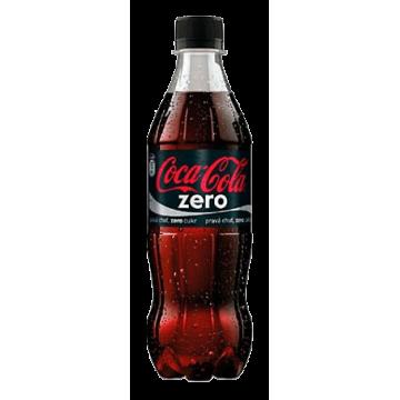 COCA COLA ZERO PET 0.45x12 #