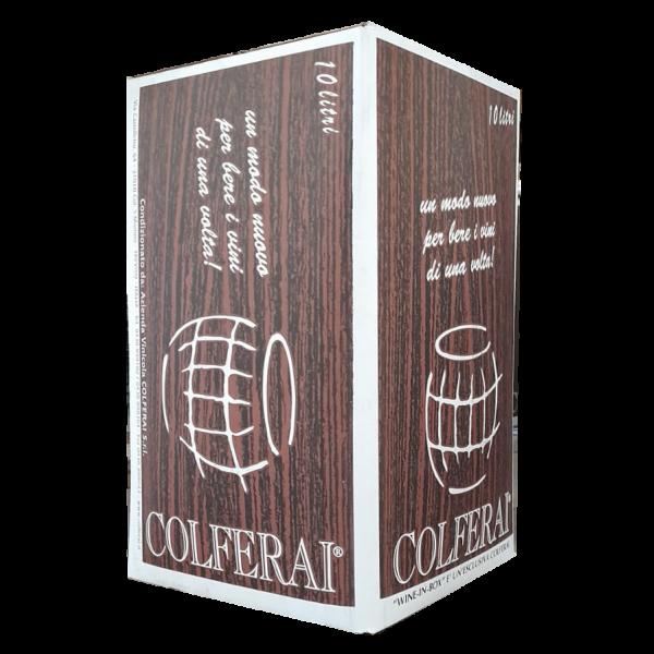 ROSSO COLFERAI 11.5 WINEBOX 10 LT /