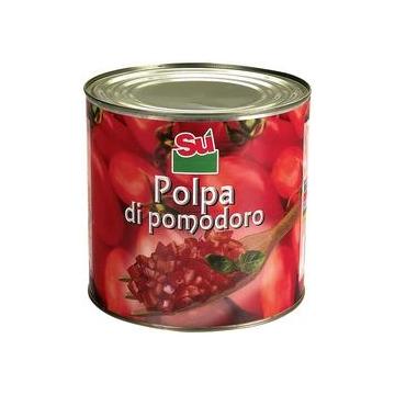 POLPA POMODORO 3/1 LATTA SU' # (6)