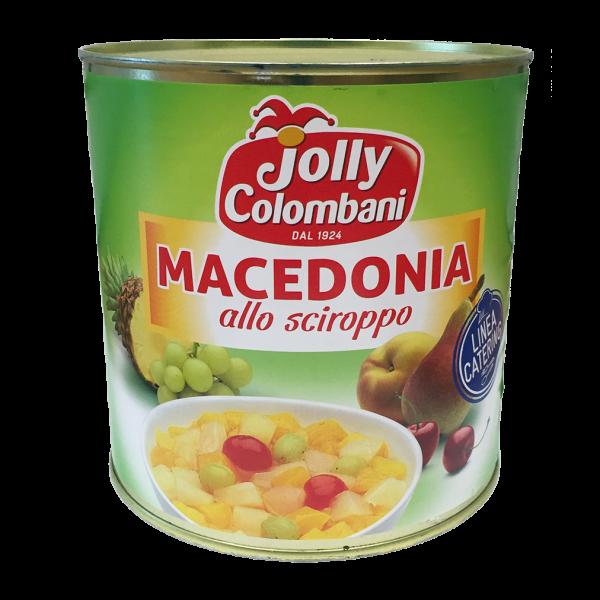 MACEDONIA FRUTTA SCIROPPATA 2.65Kg #