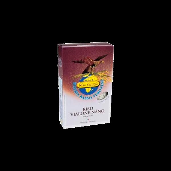 RISO VIALONE NANO 1kg. S/V. GRAZIA #