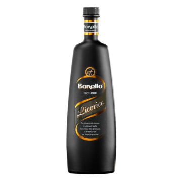 LIQUORE LICORICE BONOLLO 70cl #